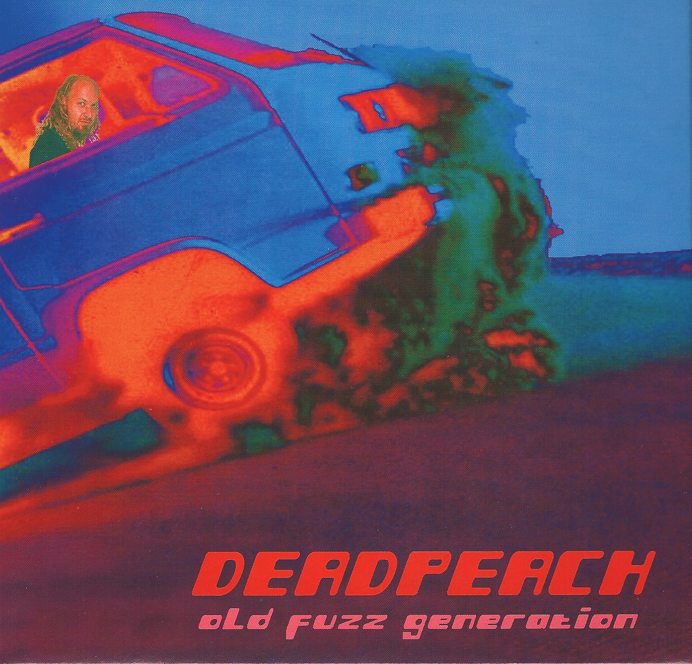 deadpeach old fuzz generation