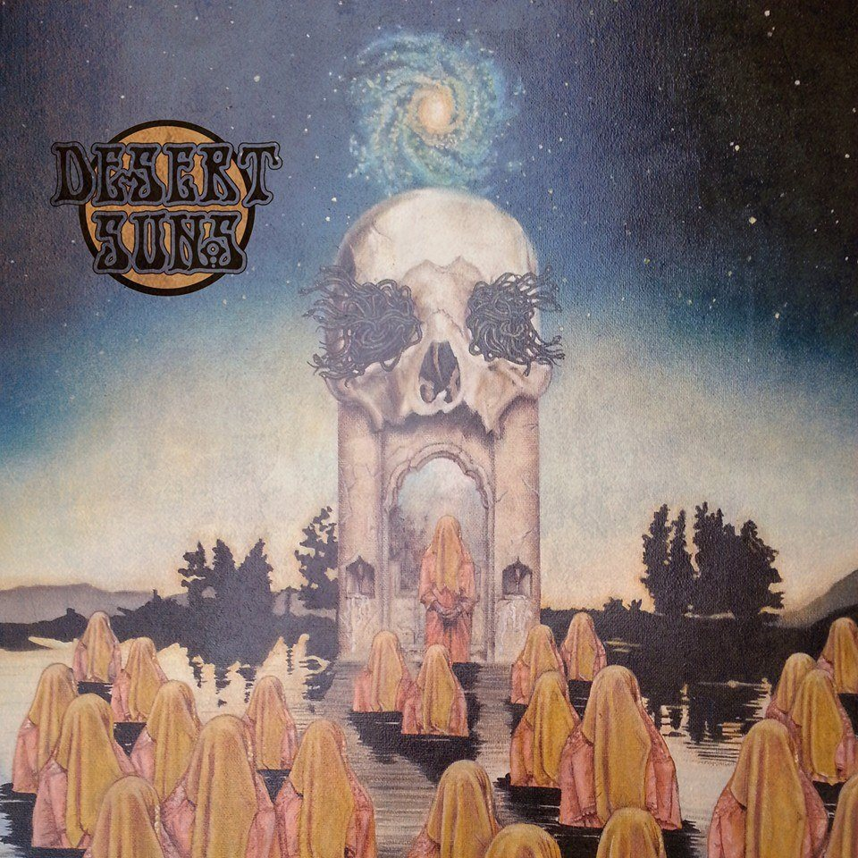 desert suns self-titled