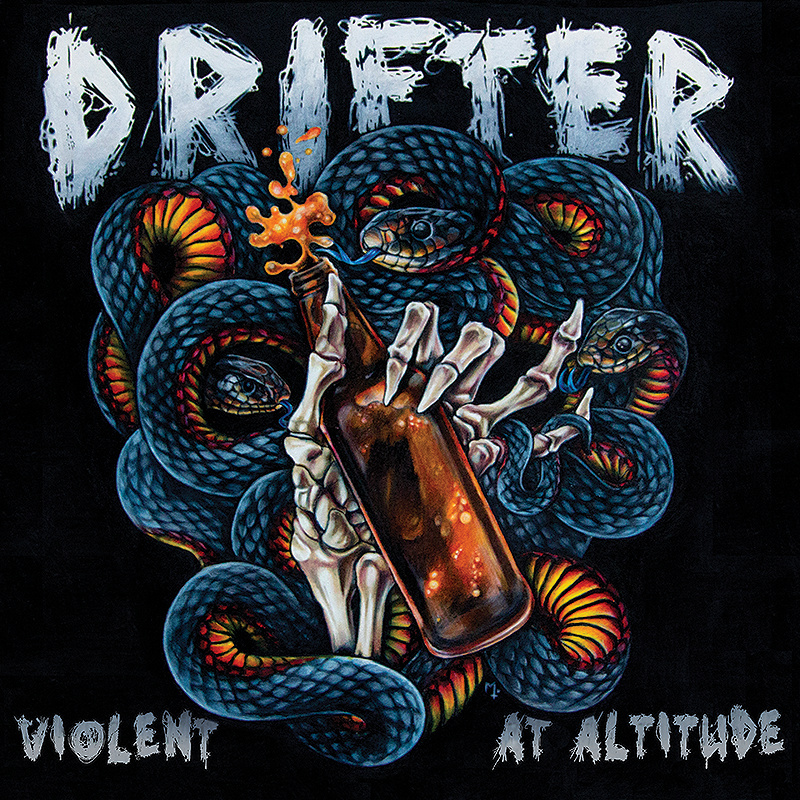 drifter violent at altitude