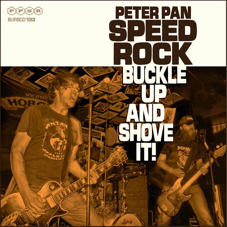 peter pan speedrock buckle up and shove it