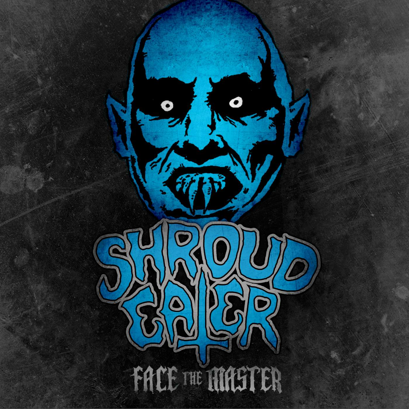 shroud eater face the master