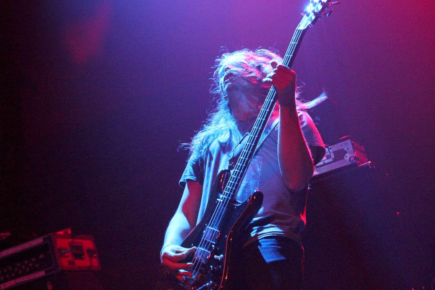 YOB (Photo by JJ Koczan)