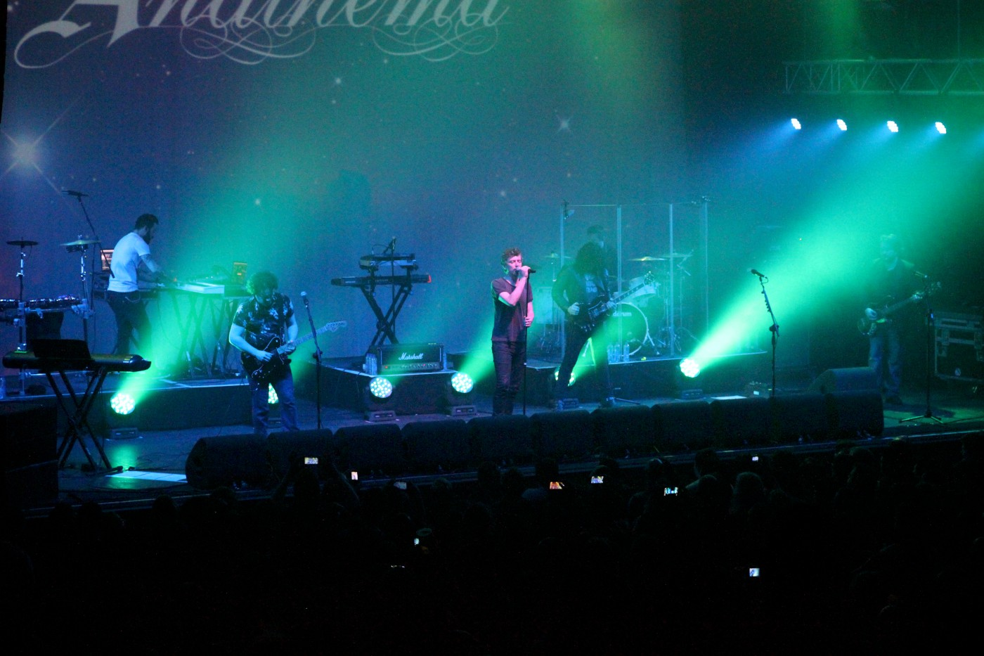 Anathema (Photo by JJ Koczan)