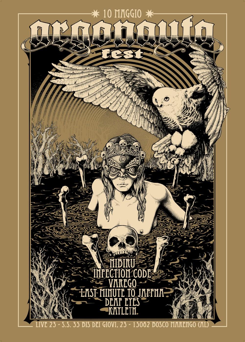 argonauta fest 2015 poster