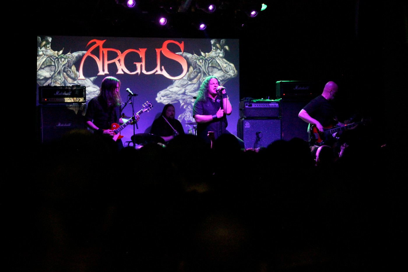 Argus (Photo by JJ Koczan)
