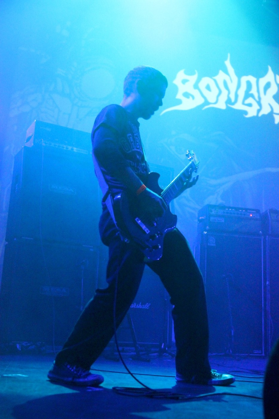 Bongripper (Photo by JJ Koczan)