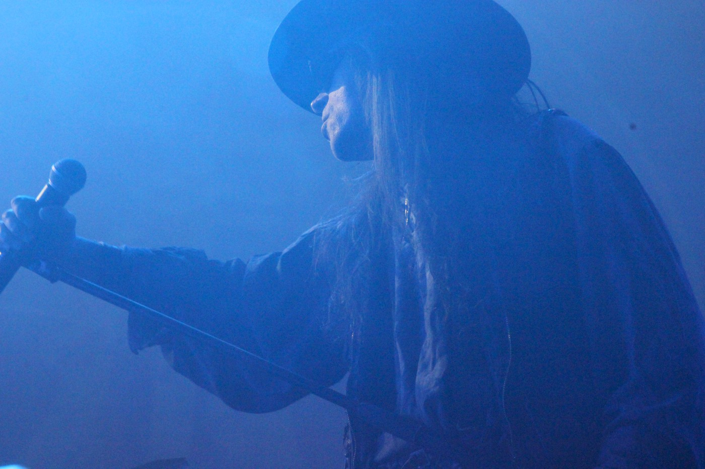 Fields of the Nephilim (Photo by JJ Koczan)