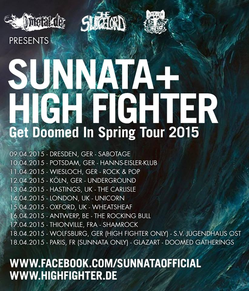 high fighter sunnata tour