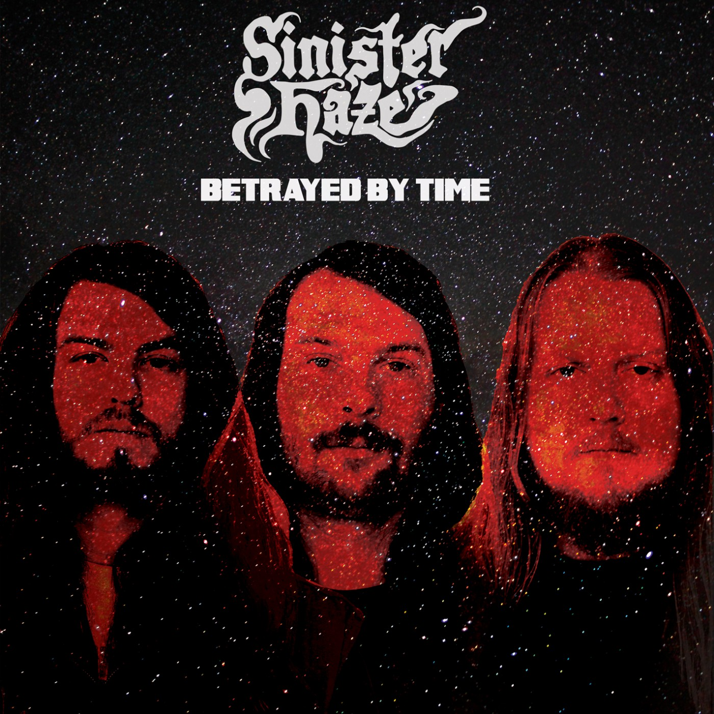 sinister haze betrayed by time