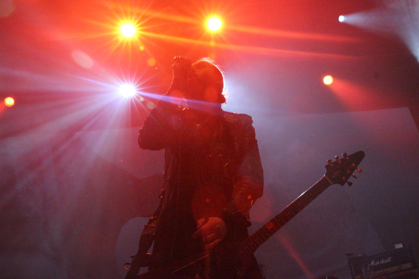 Solstafir (Photo by JJ Koczan)