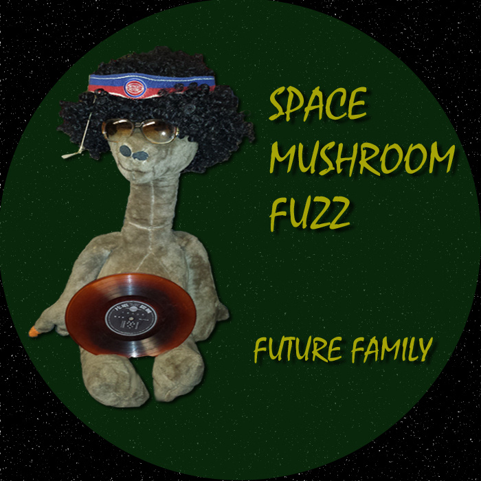 space mushroom fuzz future family