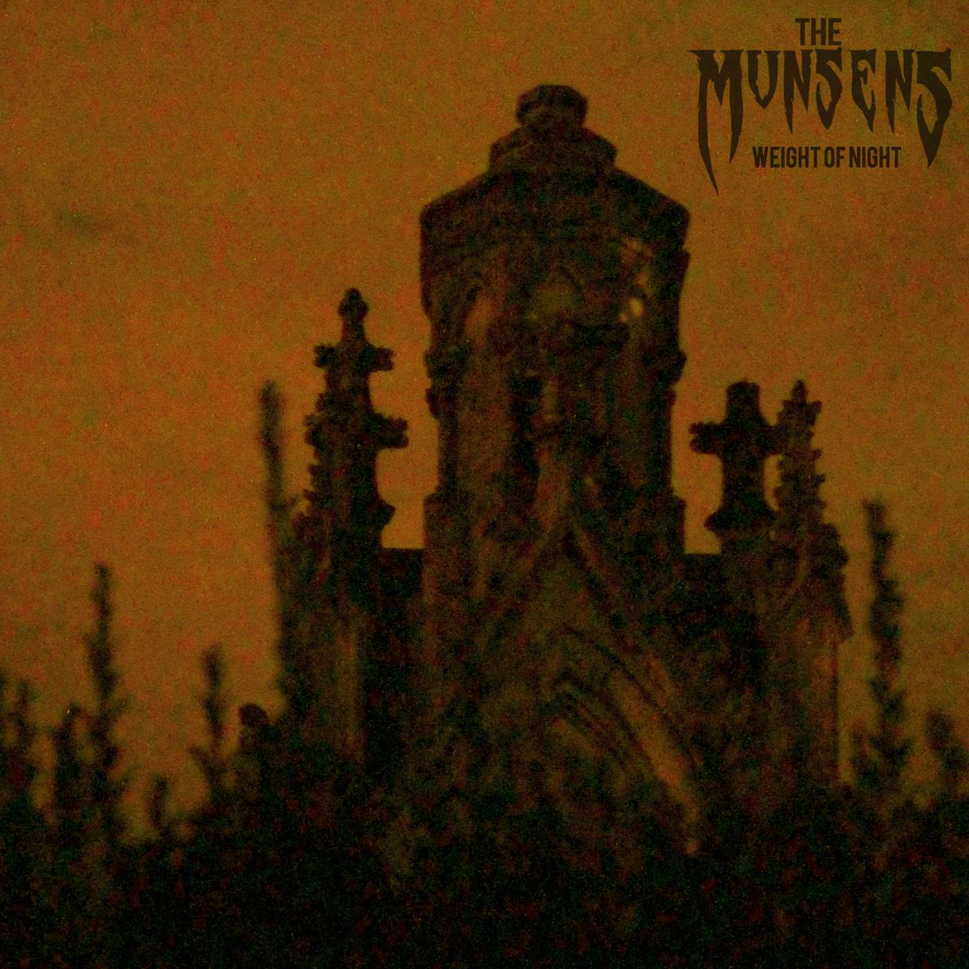 the munsens weight of night