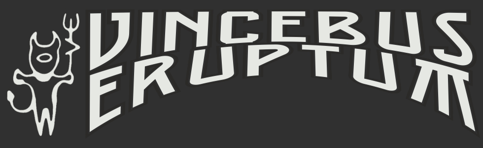 vincebus eruptum logo