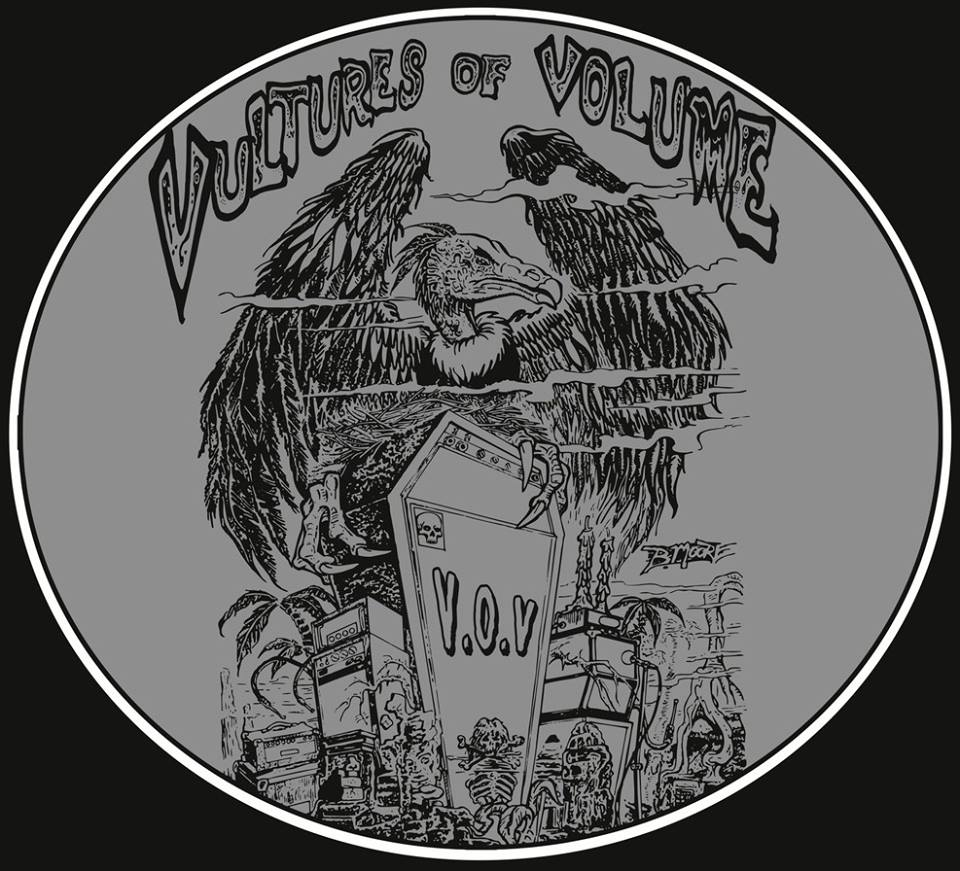 vultures of volume logo