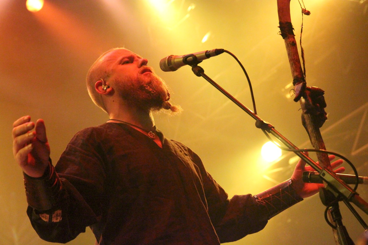 Wardruna (Photo by JJ Koczan)