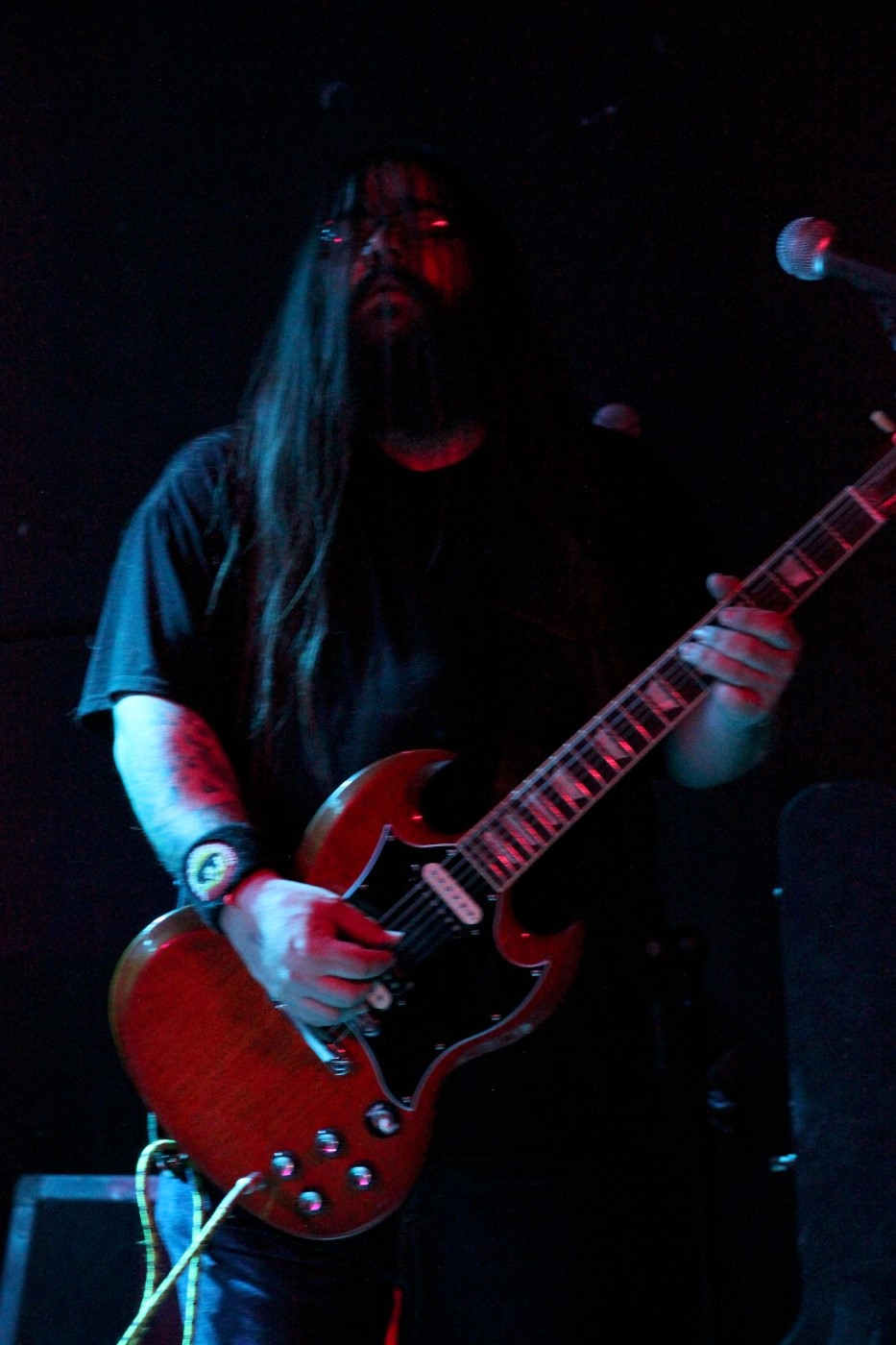 apostle of solitude (Photo by JJ Koczan)