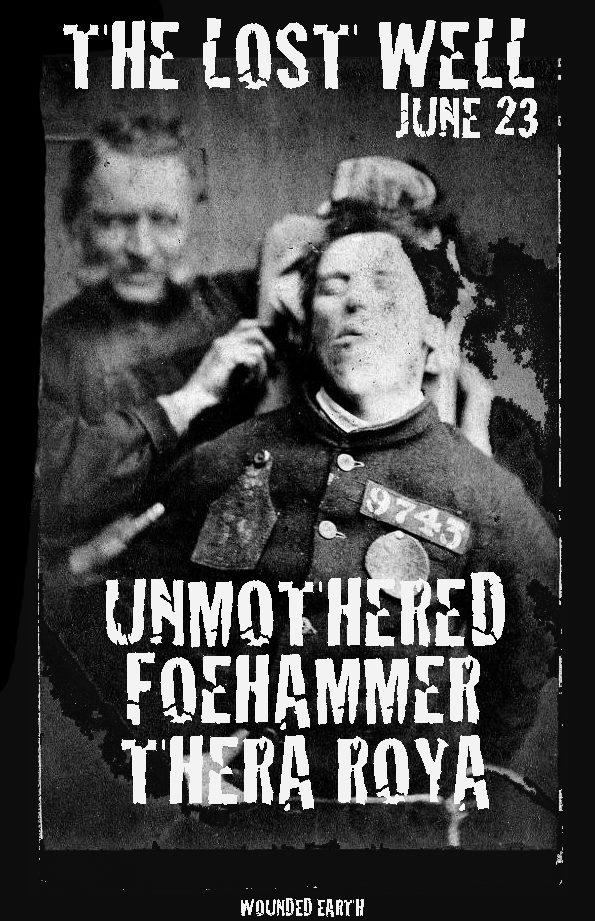 foehammer thera roya unmothered austin show