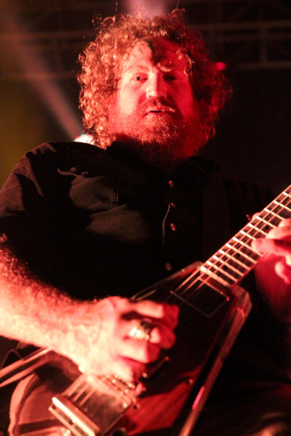 Mastodon (Photo by JJ Koczan)