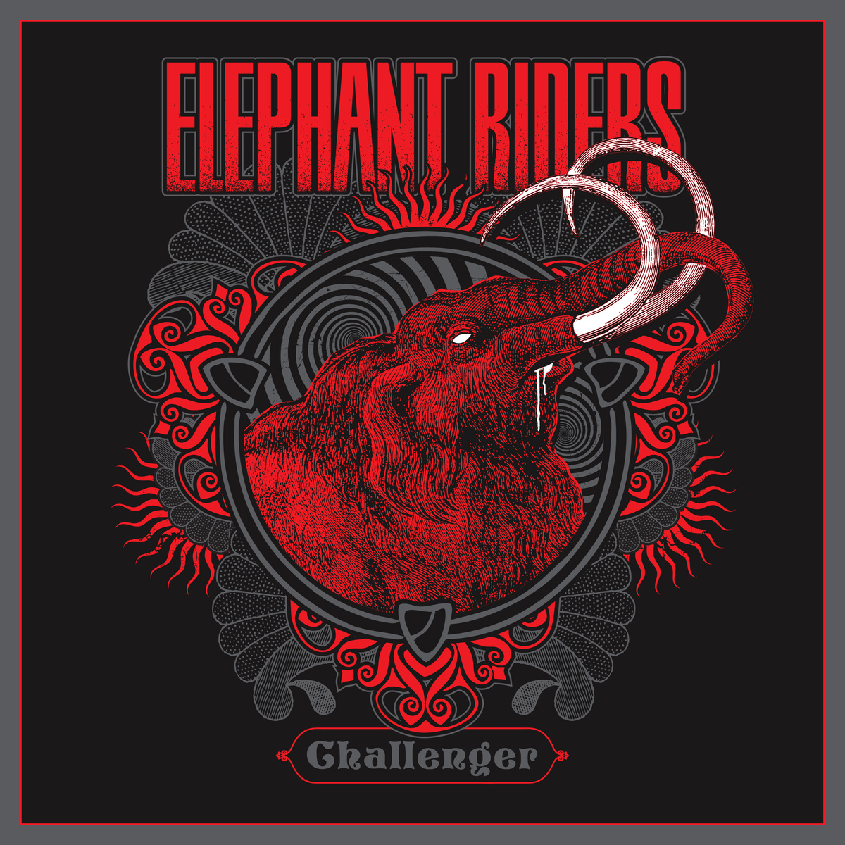 elephant riders challenger