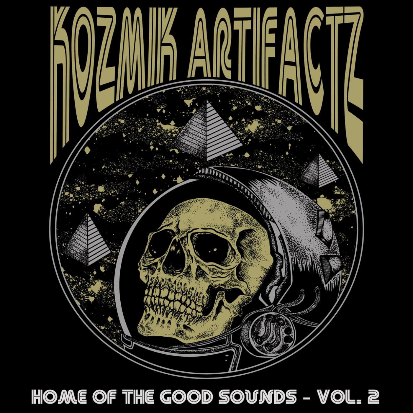home of the good sounds vol 2 front