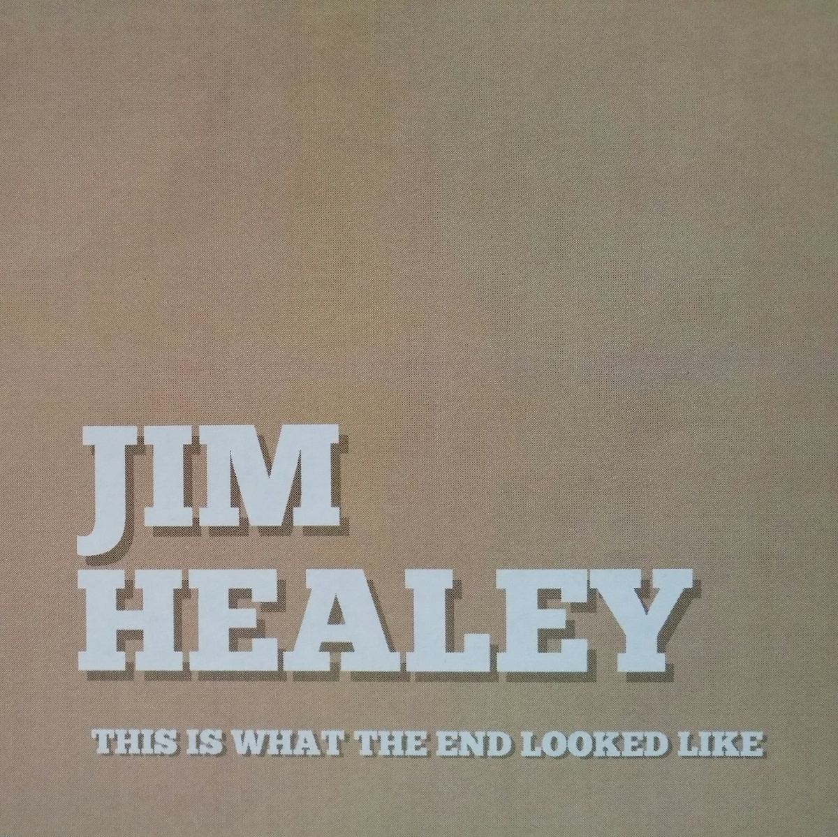 jim healey this is what the end looked like