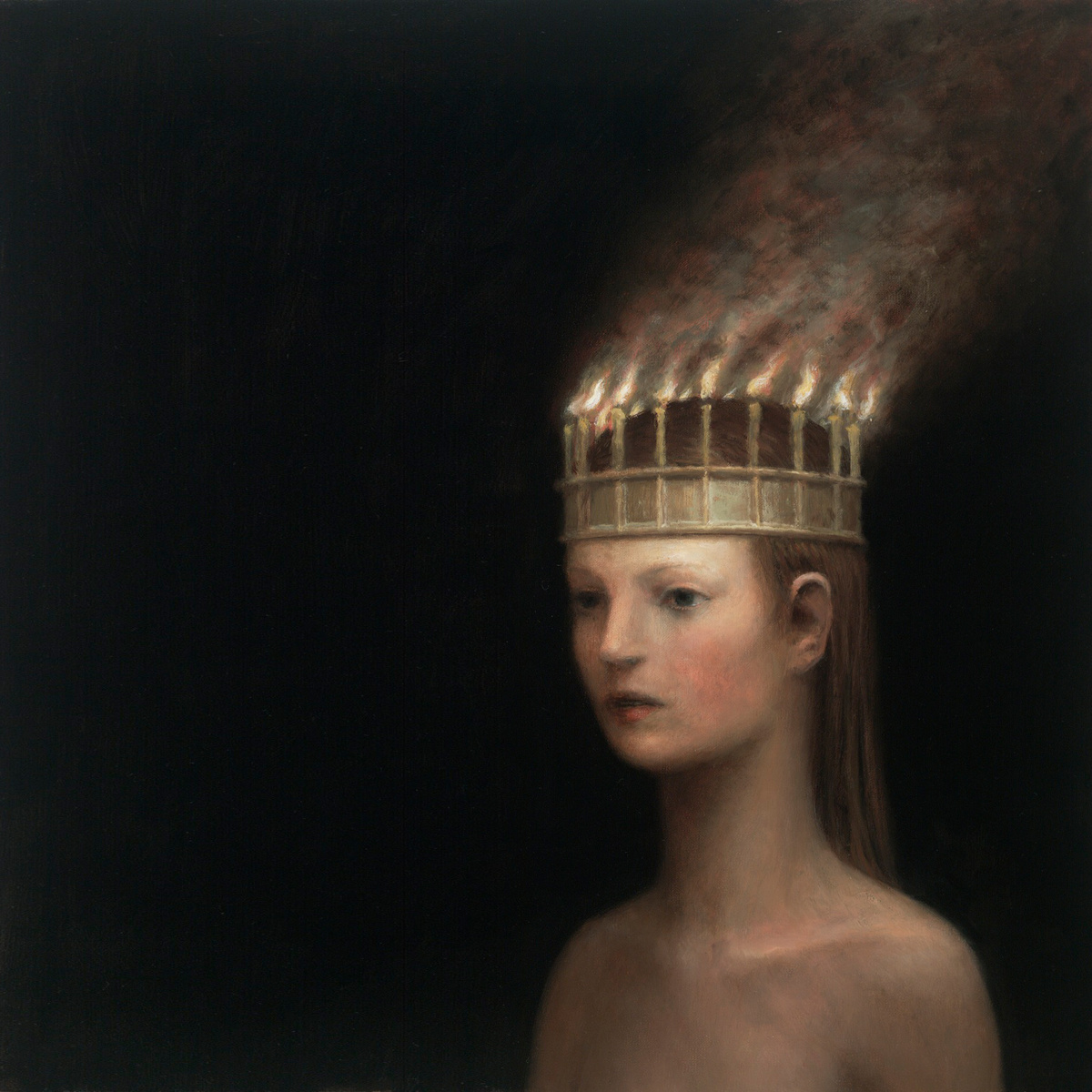 mantar death by burning
