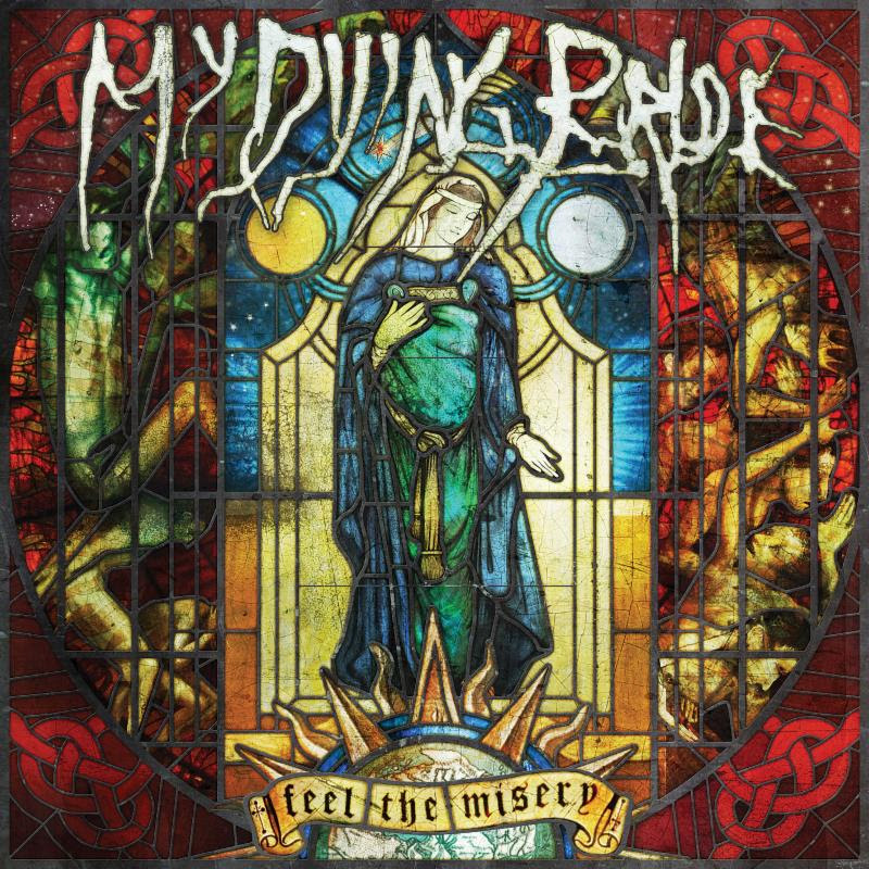 my dying bride feel the misery