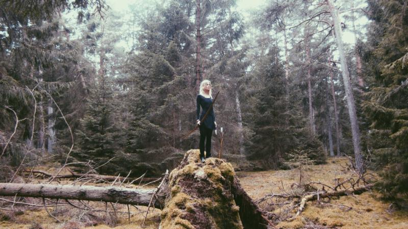 myrkur (Photo by Ole Luk)