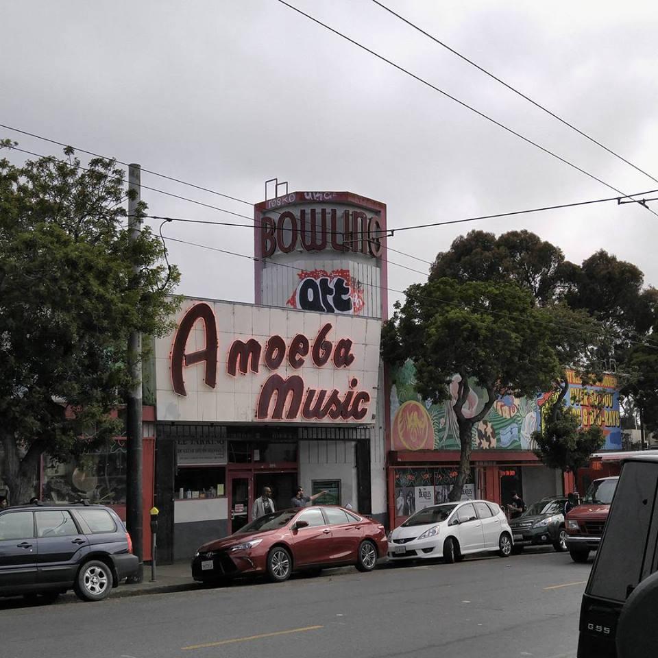 amoeba music san francisco storefront