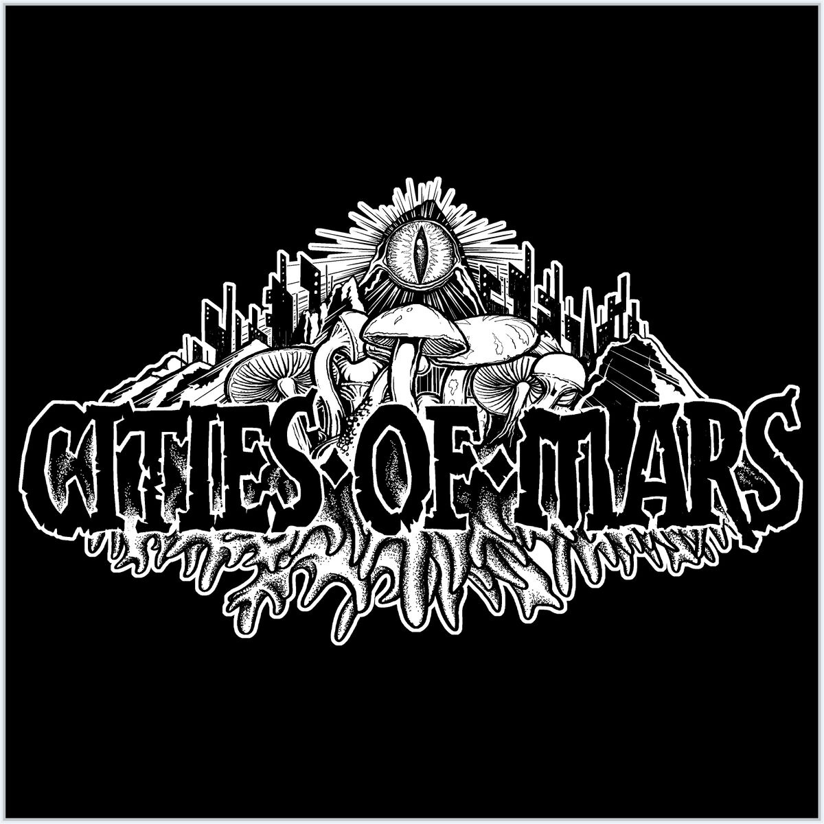 cities of mars cyclopean ritual