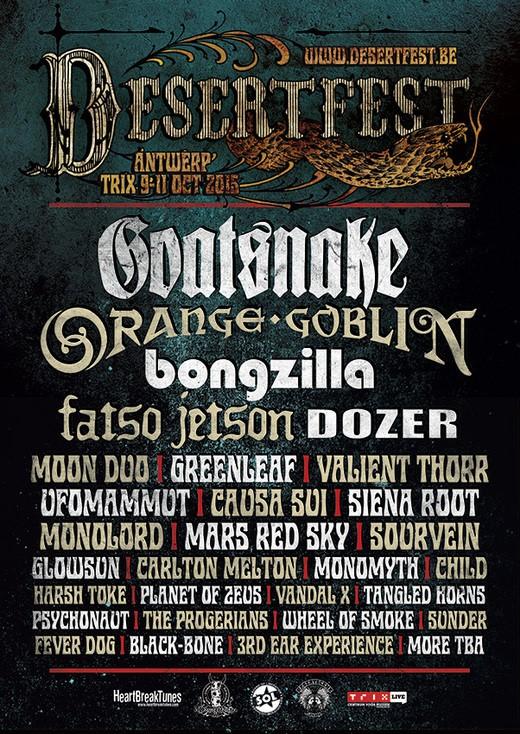 desertfest belgium 2015 poster