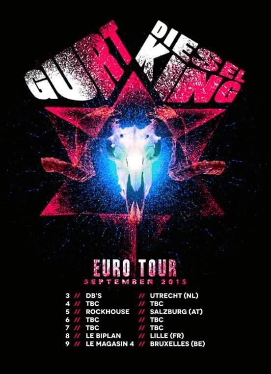 gurt diesel king euro tour