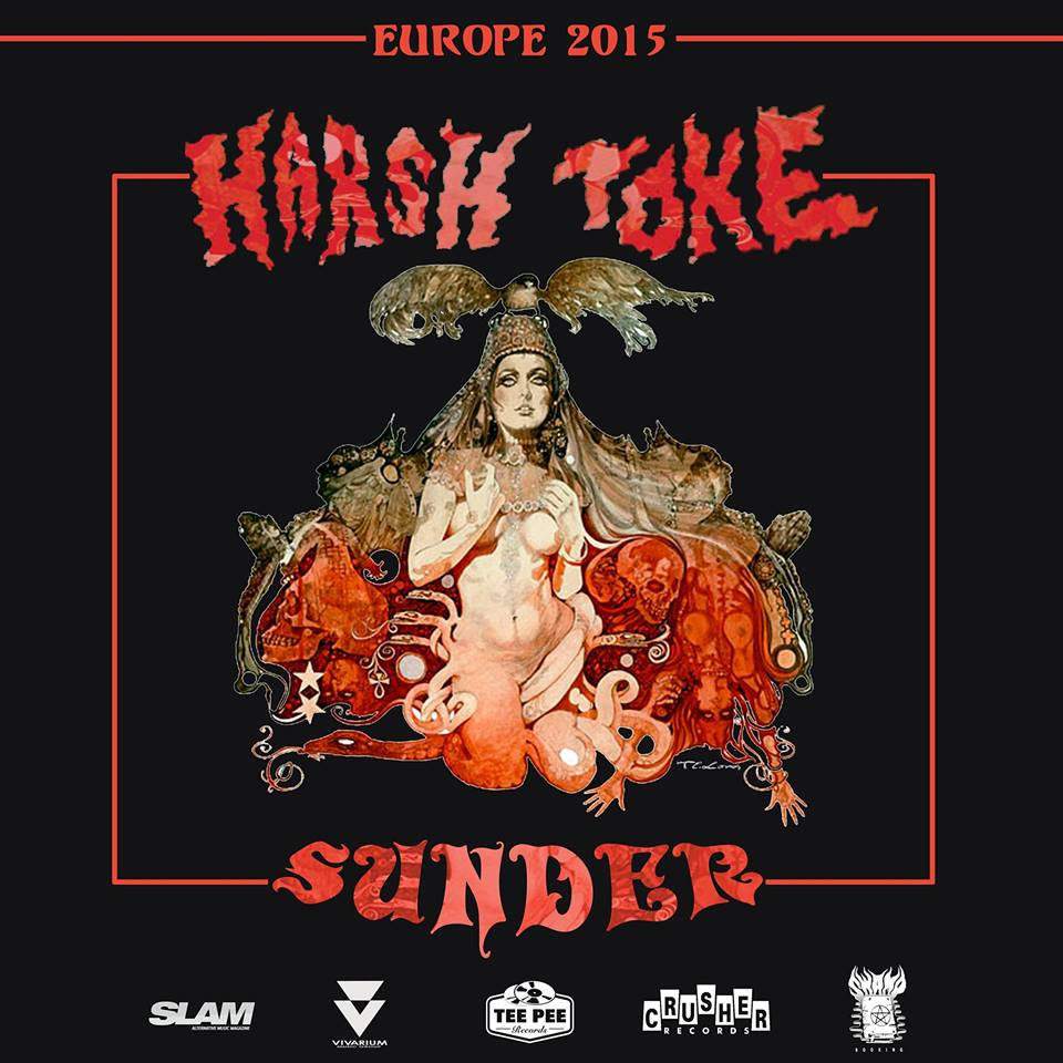 harsh toke sunder euro tour