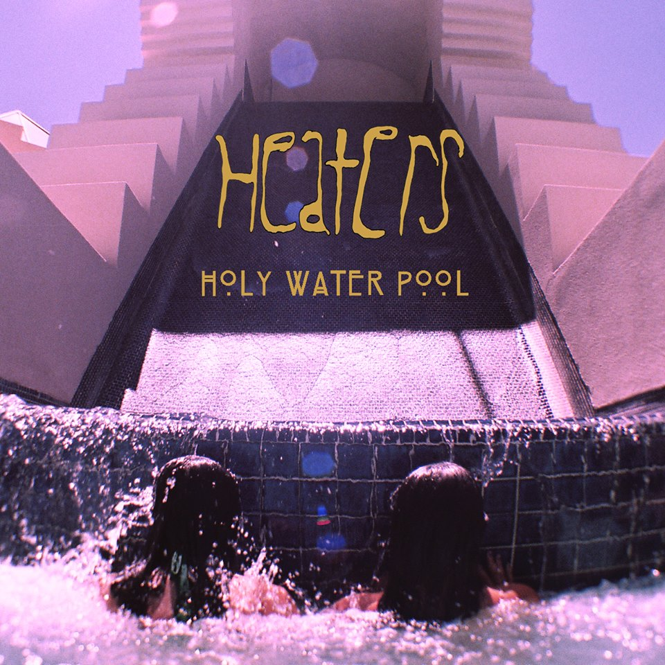 heaters holy water pool