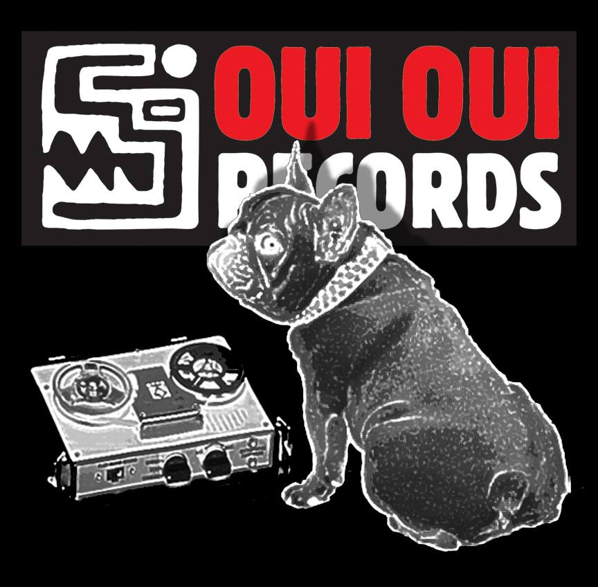 oui oui records logo