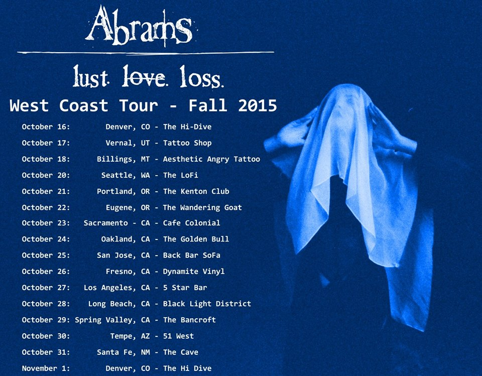 abrams tour dates