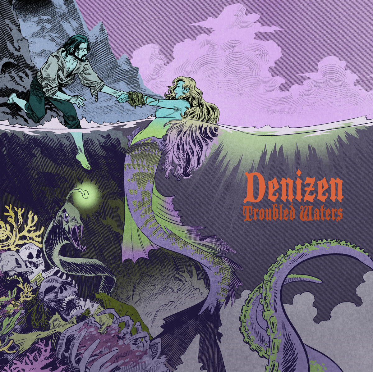 denizen troubled waters