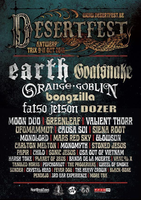 desertfest belgium 2015
