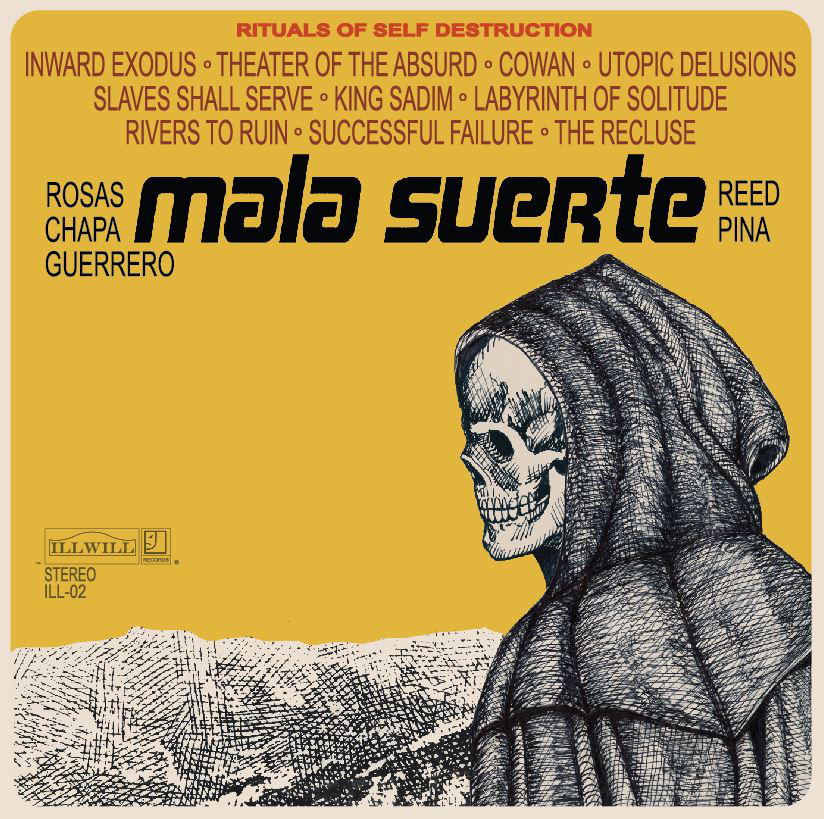 mala suerte rituals of self destruction