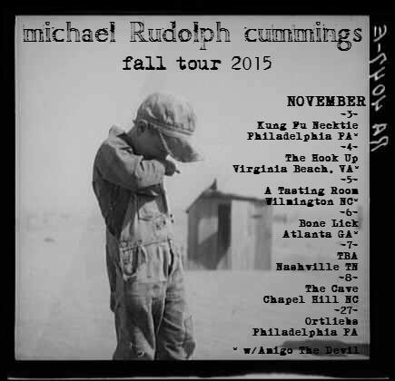 michael rudolph cummings fall tour