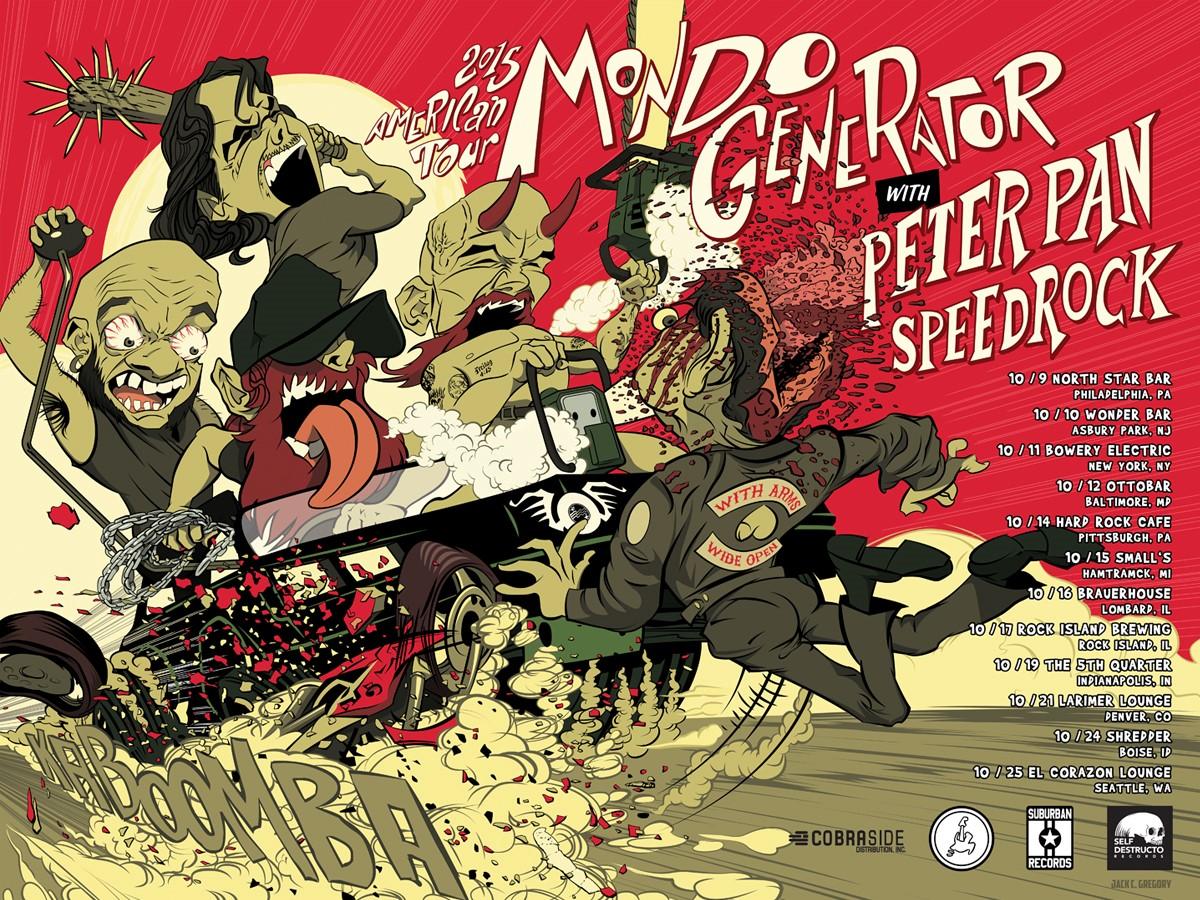 peter pan speedrock mondo generator tour
