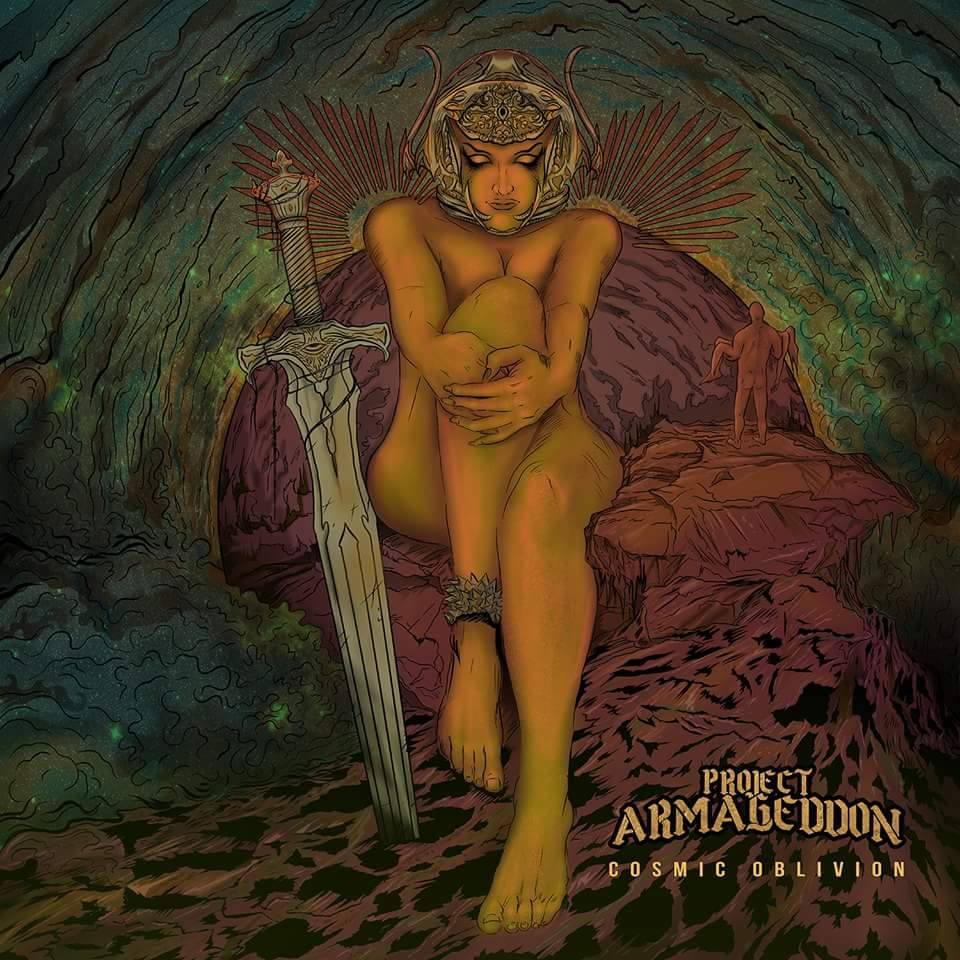 project armageddon cosmic oblivion
