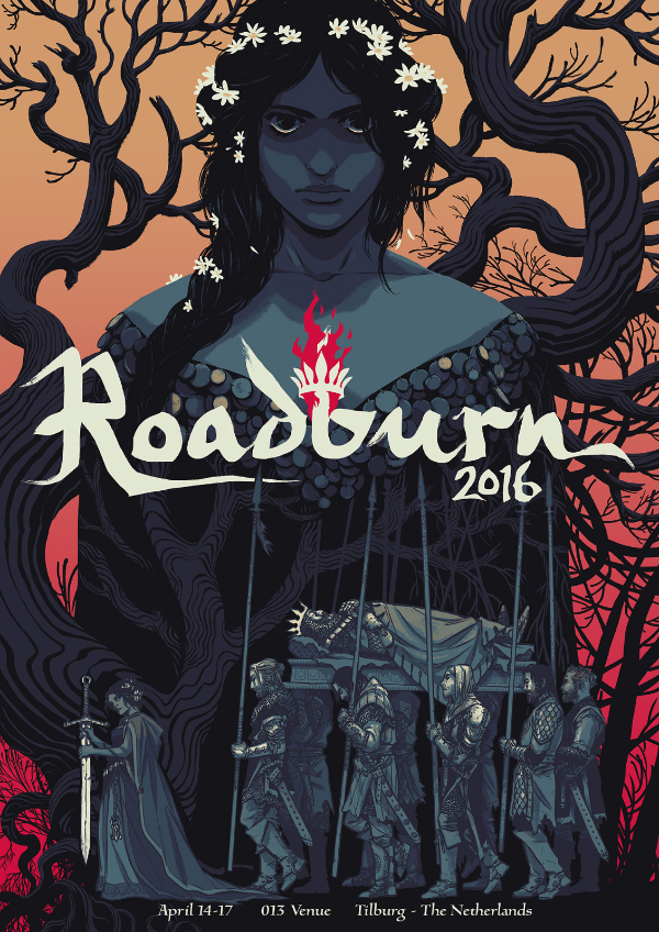 roadburn 2016 poster