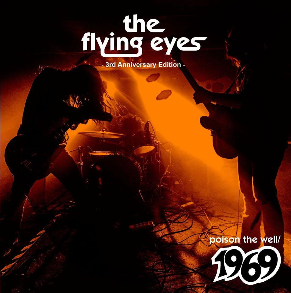 the flying eyes poison the well 1969
