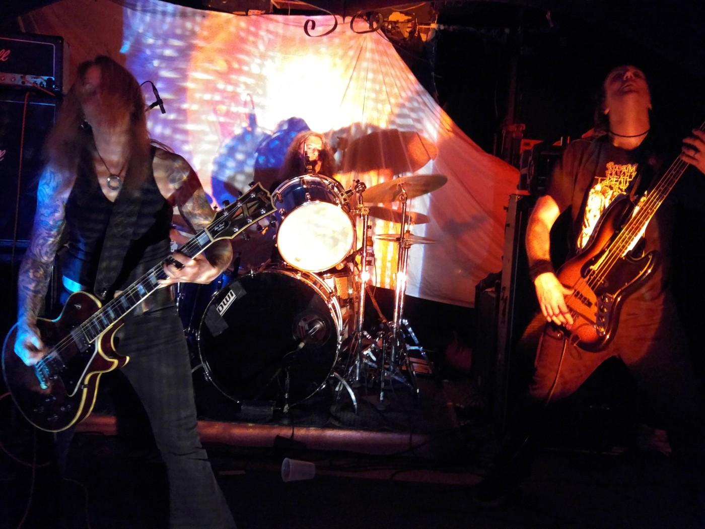 Acid King (Photo by JJ Koczan)