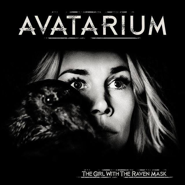 avatarium the girl with the raven mask