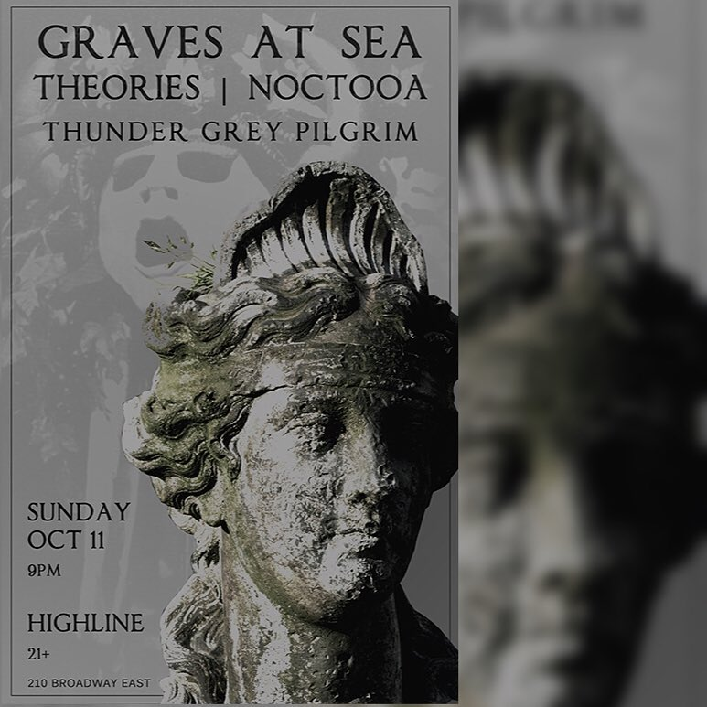 graves at sea oct 11