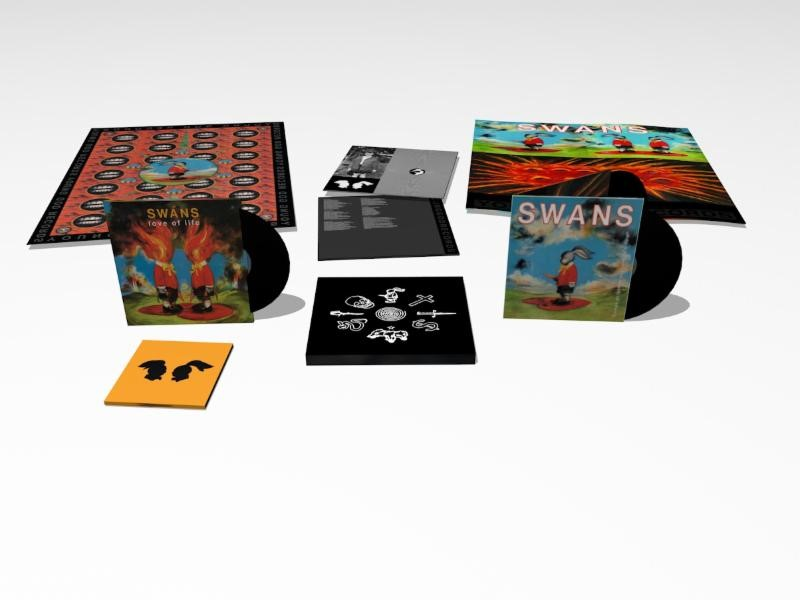 swans reissues