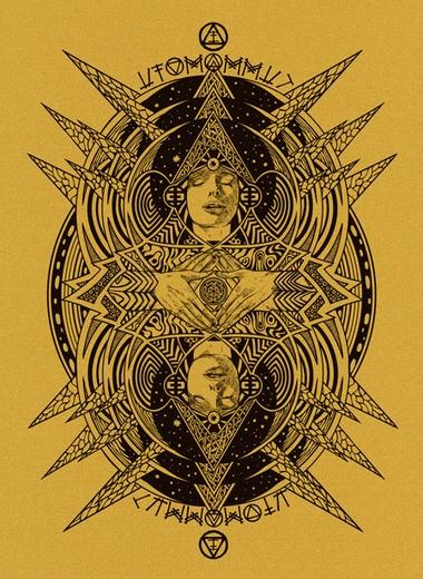 ufomammut euro tour poster
