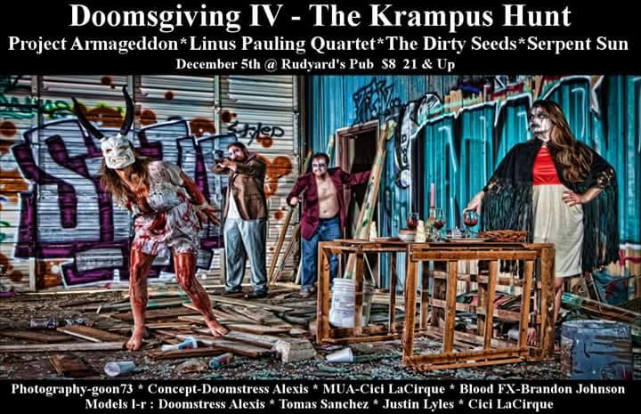 doomsgiving iv the krampus hunt